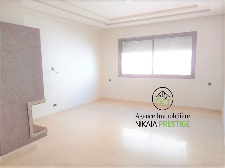 Location Appartement 90 m², 3 chambres, parking, quartier BOURGOGNE Ouest, Casablanca 1 (1)