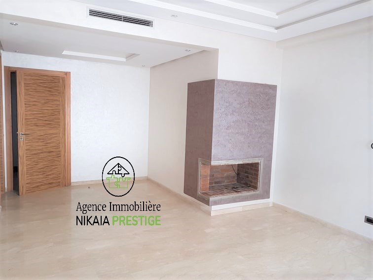 Location Appartement 90 m², 3 chambres, parking, quartier BOURGOGNE Ouest, Casablanca 1 (2)