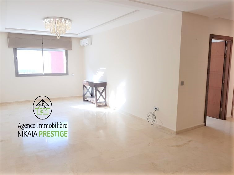 Location Appartement de 93 m², avec 2 balcons, 2 chambres, parking, Bourgogne Venezia, Casablanca 1 (1)