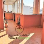 Vente-Appartement-155-m²-avec-TERRASSE-3-chambres-parking-quartier-MAARIF-Extension-Casablanca