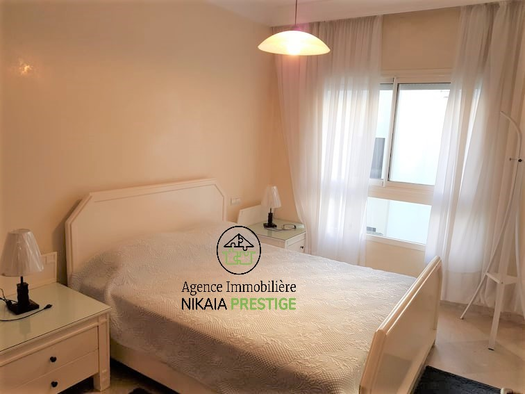 Location appartement meublé de 110 m², 2 chambres, parking, quartier PRINCESSES, Casablanca 1 (7)