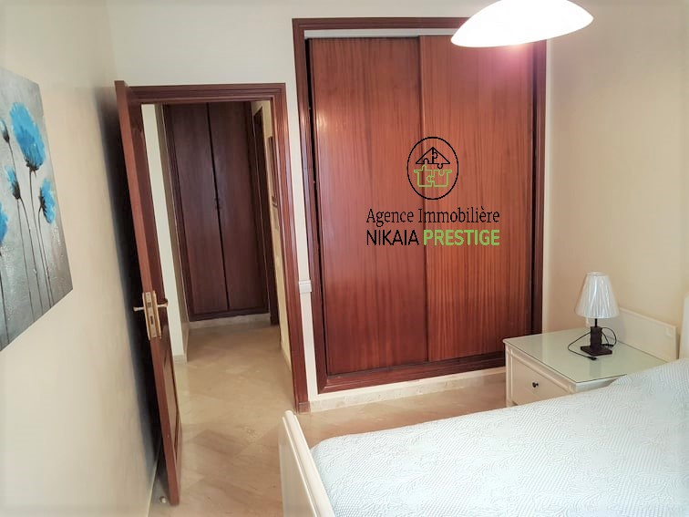 Location appartement meublé de 110 m², 2 chambres, parking, quartier PRINCESSES, Casablanca 1 (8)