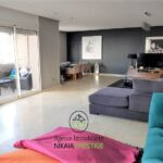 Vente-appartement-de-190-m²-avec-balcon-3-chambres-parking-quartier-BOURGOGNE-Casablanca