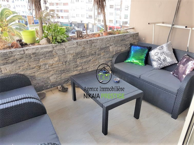 Vente appartement de 190 m² avec balcon, 3 chambres, parking, quartier BOURGOGNE Casablanca 1 (2)