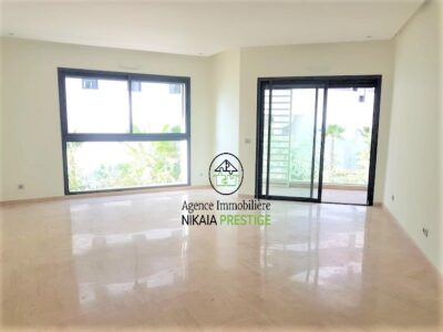 Location-Appartement-106-m²-avec-TERRASSE-2-chambres-parking-quartier-Casablanca-Finance-City
