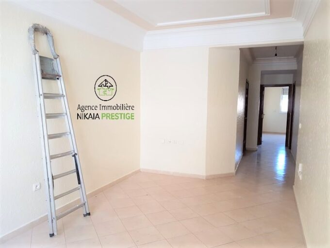 Location Appartement de 68 m² avec un BALCON, 2 chambres, parking, quartier MAARIF Extension